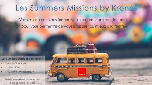 Formation Summer Missions 2019