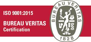 Kronos certifié ISO 9001 - Bureau Veritas